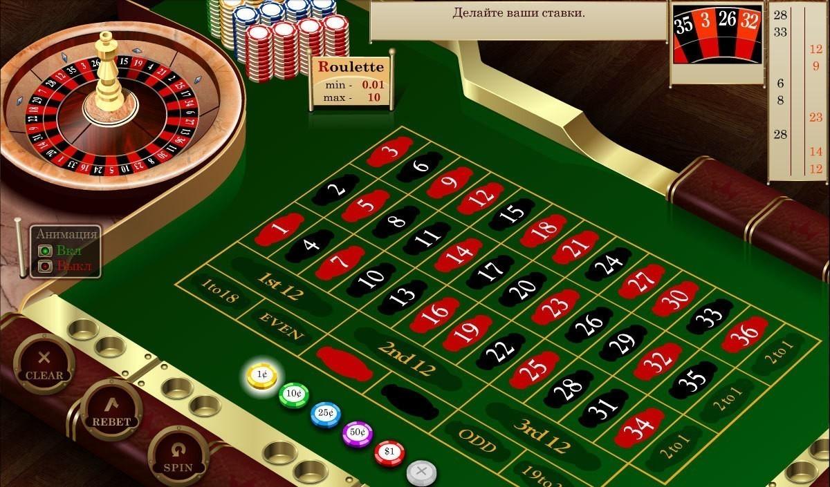 онлайн в казино игры принцип