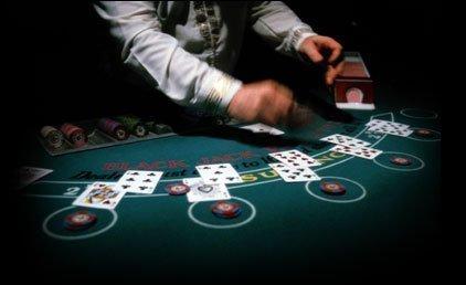 казино блекджек